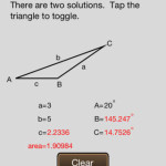 Triangle solver-iphone-4-320x480